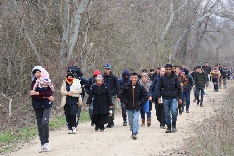 Son iki hafta içinde 147 bin sığınmacı geçiş yaptı - Sayfa 3
