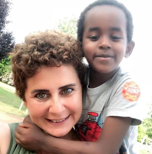 Esra Akkaya: Son uçakla gelebildik en önemlisi annemi getirebildim - Sayfa 2