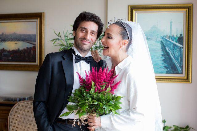 Didem Balçın ile Can Aydın evlendi - Sayfa 2
