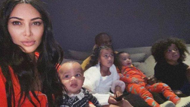 Kim Kardashian ile Kanye West boşanıyor mu? - Sayfa 1