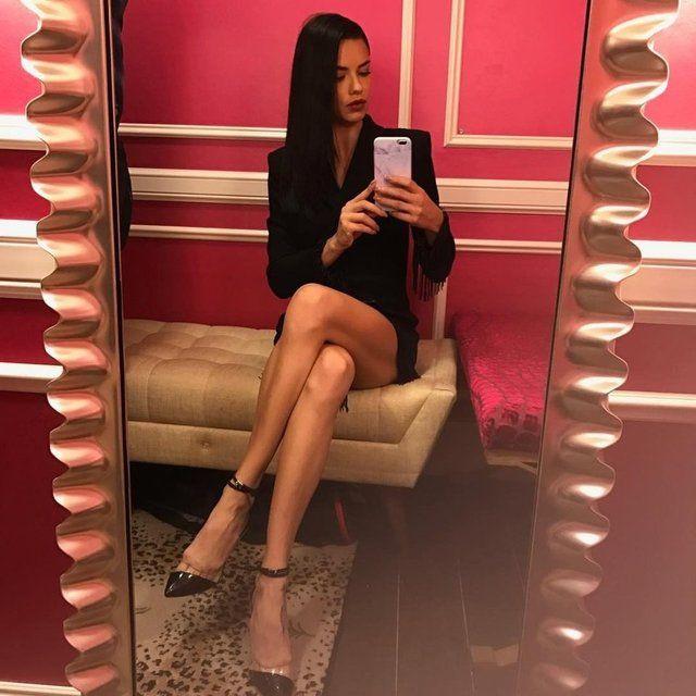 Adriana Lima: Sabırsızlanıyorum - Sayfa 1