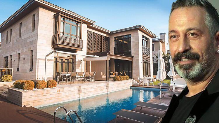 Cem Yılmaz lüks villasını satıyor - Sayfa 1