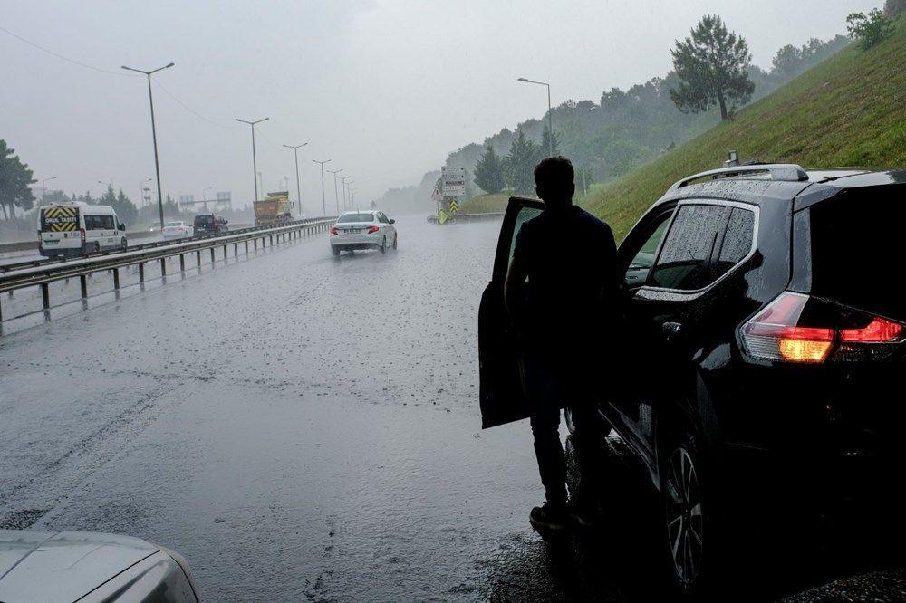 İstanbul'da şiddetli yağış! - Sayfa 1