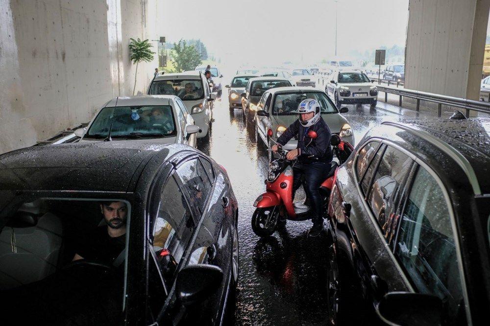İstanbul'da şiddetli yağış! - Sayfa 2