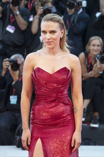 Scarlett Johansson: Kadın oyuncuların ince kalması için baskı hep oldu - Sayfa 1