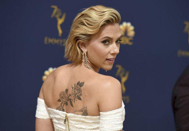 Scarlett Johansson: Kadın oyuncuların ince kalması için baskı hep oldu - Sayfa 2