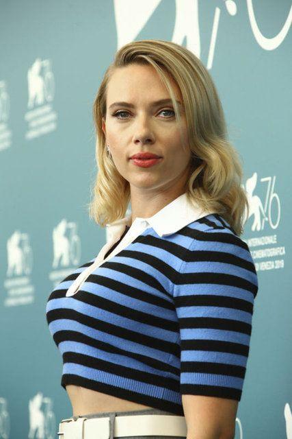 Scarlett Johansson: Kadın oyuncuların ince kalması için baskı hep oldu - Sayfa 3