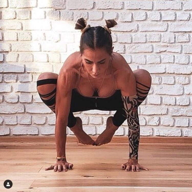 Zeynep Tokuş'tan akrobatik hareketler - Sayfa 4