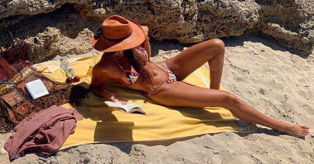 Eda Taşpınar: Lütfen hayatımın aşkıyla Santorini'de... - Sayfa 3