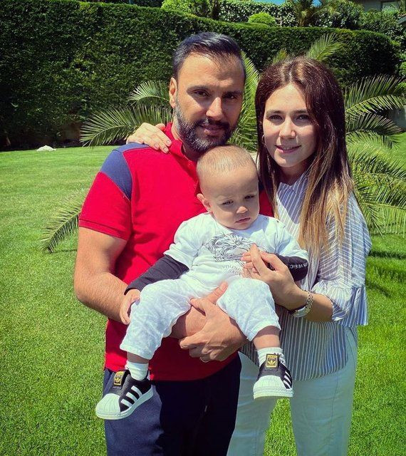 Alişan ile eşi Buse Varol'dan mutluluk fotoğrafı - Sayfa 1