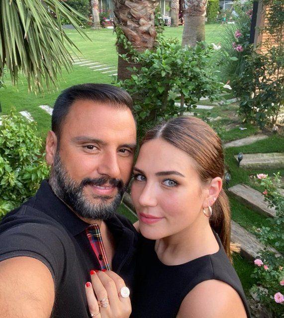 Alişan ile eşi Buse Varol'dan mutluluk fotoğrafı - Sayfa 2