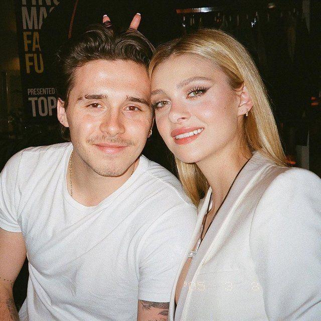 Brooklyn Beckham ve Nicola Peltz nişanlandı - Sayfa 1
