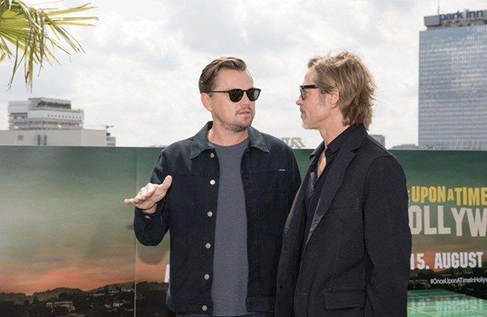 DiCaprio'dan süper kahraman rolü yorumu: Doğru projeyi bulamadım - Sayfa 1