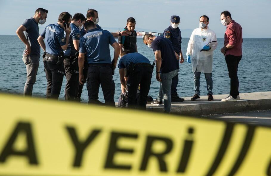 Bakırköy Sahili'nde ceset bulundu - Sayfa 1