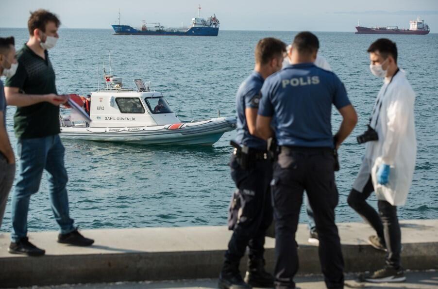 Bakırköy Sahili'nde ceset bulundu - Sayfa 3