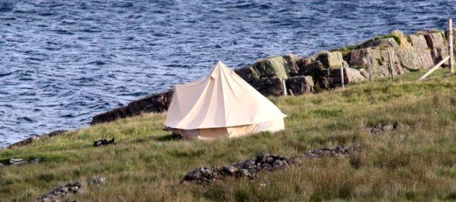 İngiltere Başbakanı Boris Johnson'ın çadırda tatil kaçamağı! Mütevazılığı ile takdir topladı - Sayfa 2