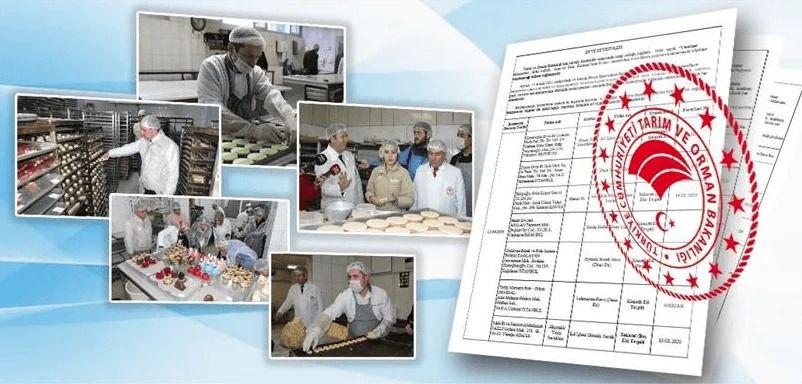 Bakanlık sahte gıda üreticilerini ifşa etti! - Sayfa 1