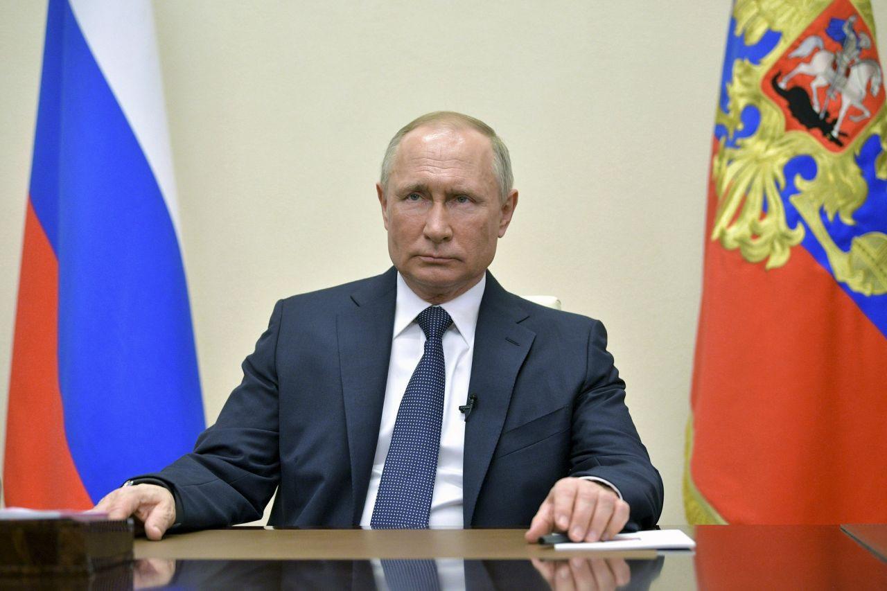 Putin: Çatışmalar Ermenistan topraklarında yapılmıyor - Sayfa 3