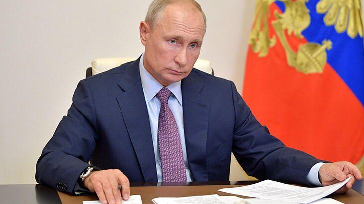 Putin: Çatışmalar Ermenistan topraklarında yapılmıyor - Sayfa 1