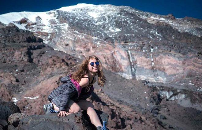 Ukraynalı kadın dağcılar, Türkiye'nin çatısı Ağrı Dağı'nda böyle poz verdiler - Sayfa 3