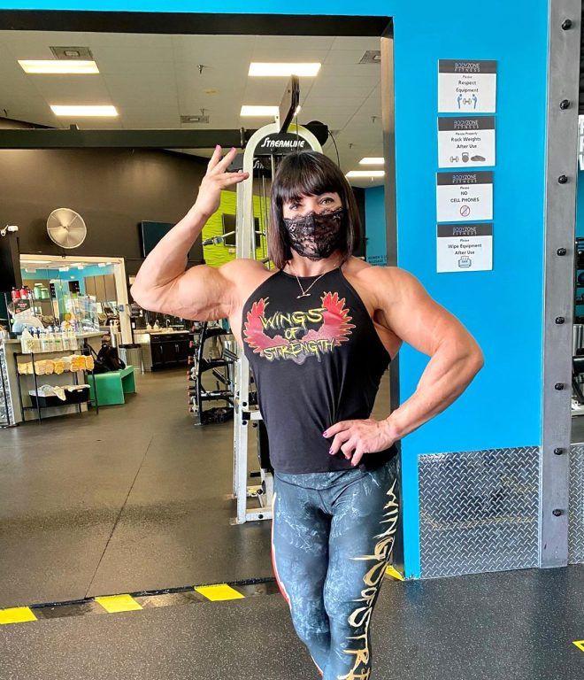 200 kilo kaldırabiliyor! Canavar lakaplı kadın sporcuyu görenler gözlerine inanamıyor - Sayfa 2
