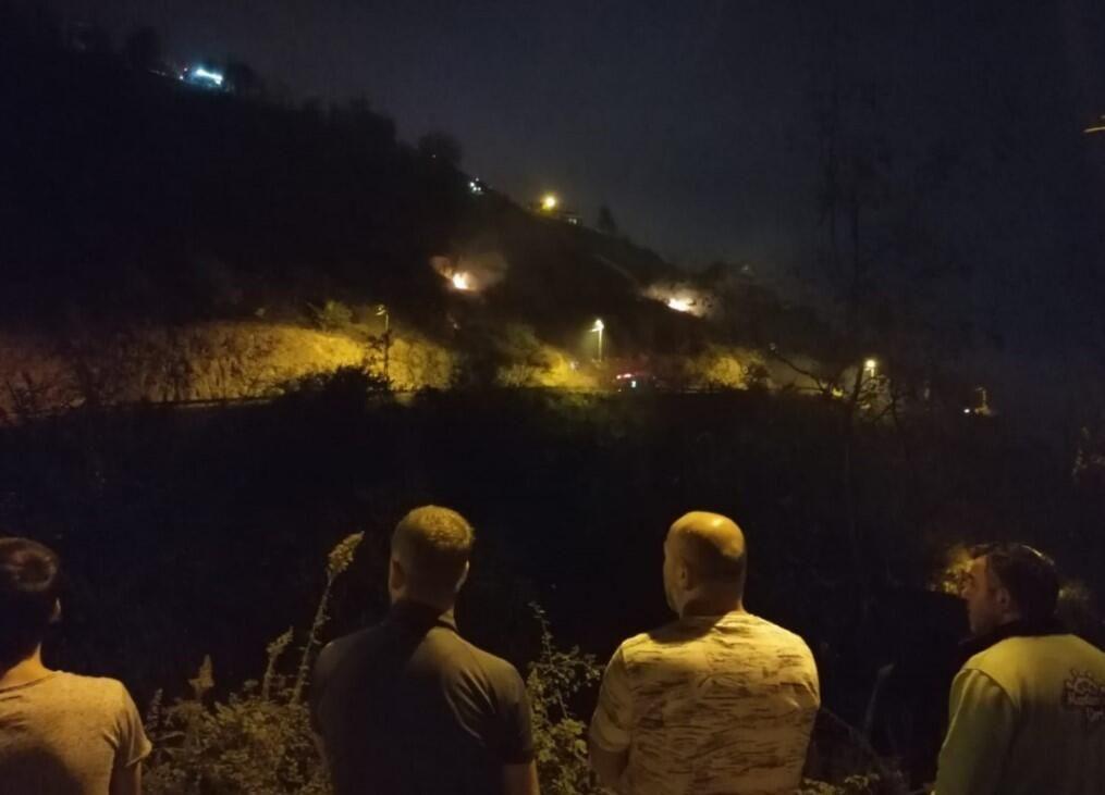 Trabzon'daki yangın söndürüldü - Sayfa 3