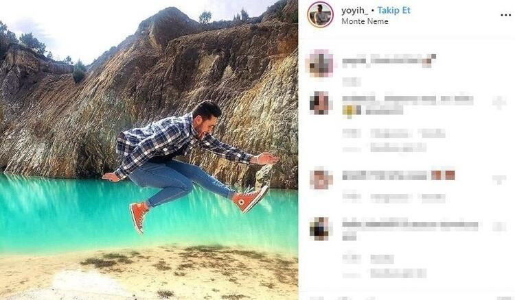 Instagram fotoğrafı için akın ediyorlardı! Öyle bir şeyle karşılaştılar ki... - Sayfa 4
