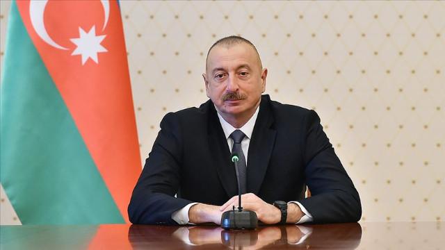 Aliyev'den saldırı açıklaması: Bu namert hareketler Azerbaycan halkının iradesini kıramayacak