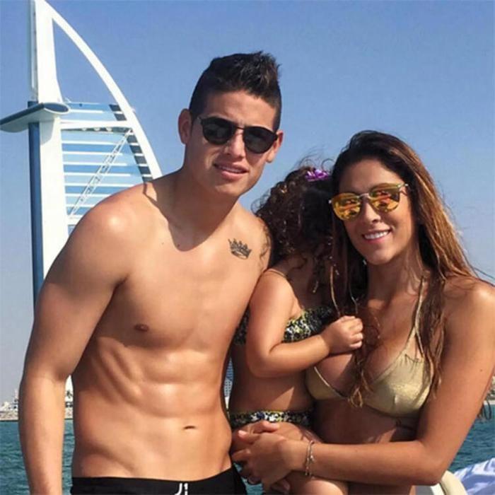 Daniela Ospina, ihanete rağmen James Rodriguez'e saygı duyuyor - Sayfa 1