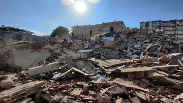 İzmir depreminde son durum