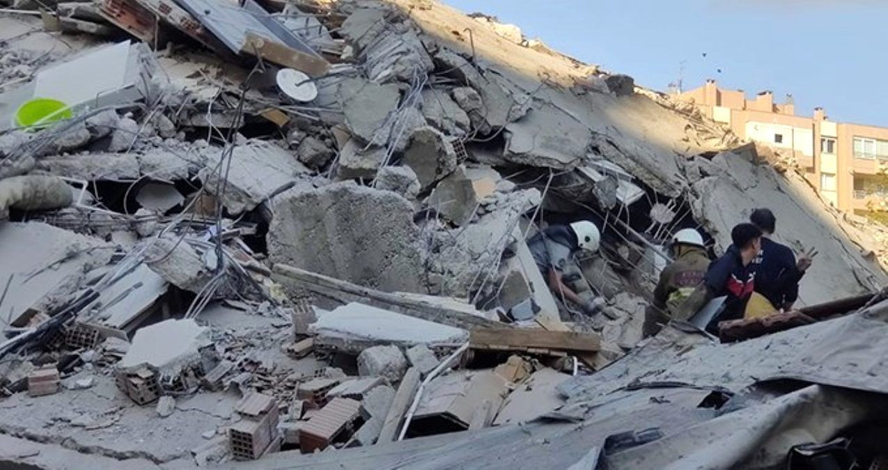 İzmir depreminde son durum - Sayfa 4