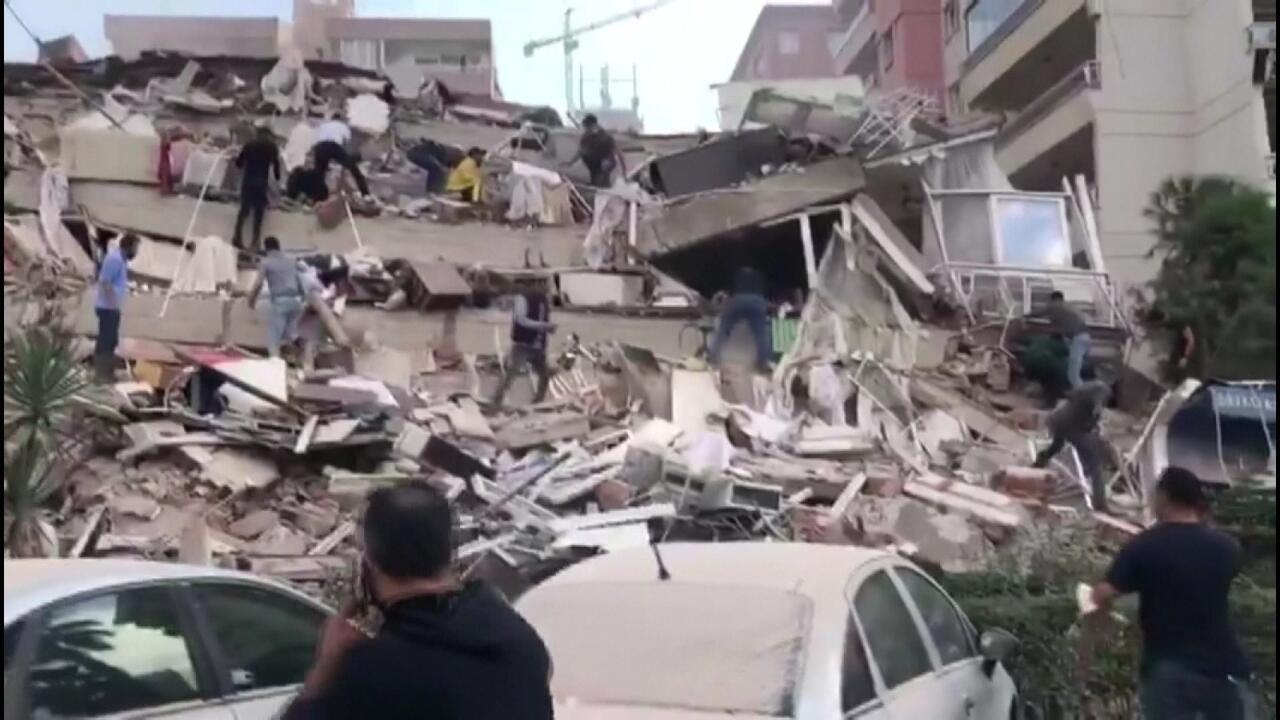 İzmir depreminde son durum - Sayfa 2