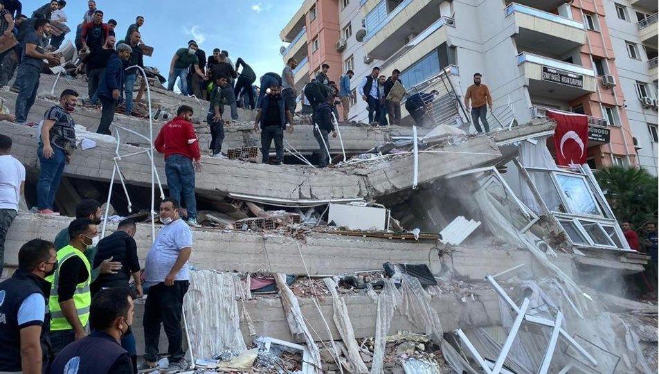 İzmir depreminde son durum - Sayfa 3