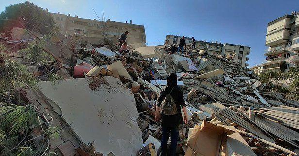 İzmir depreminde ölü ve yaralı sayısı arttı - Sayfa 2