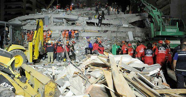 İzmir depreminde ölü ve yaralı sayısı arttı - Sayfa 3