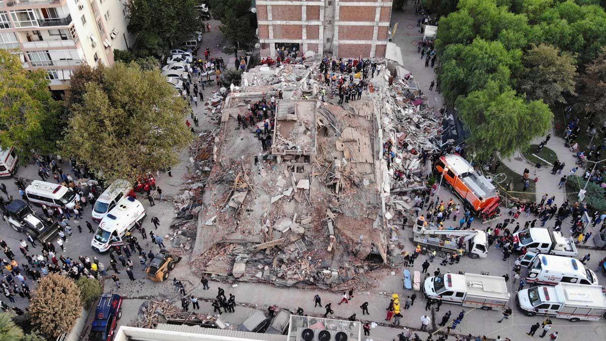 Depremde can kaybı yükseldi - Sayfa 3