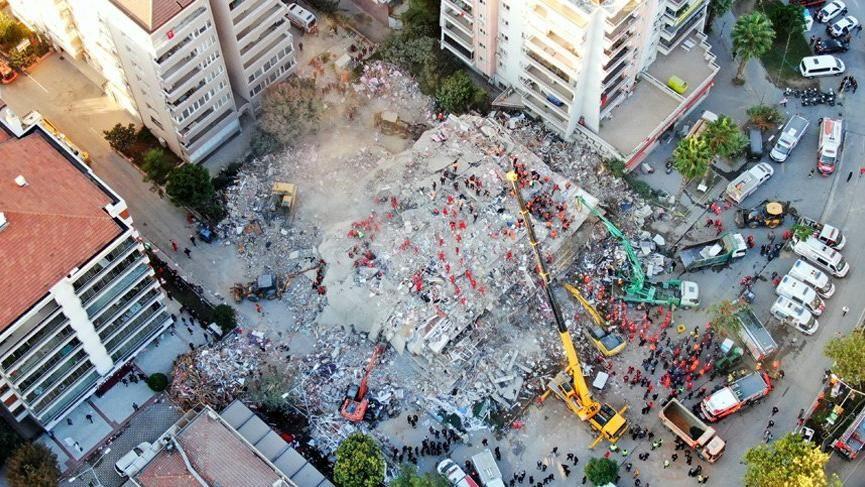 İzmir'de arama kurtarma çalışmaları tamamlandı - Sayfa 3