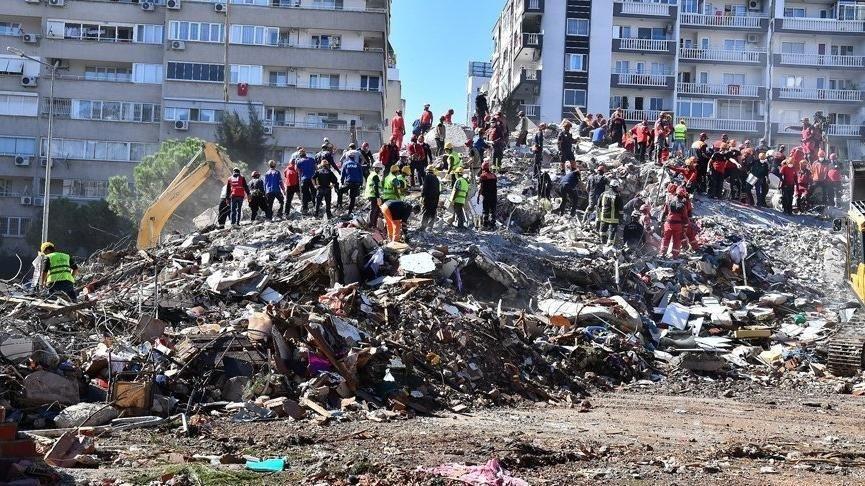 İzmir'de arama kurtarma çalışmaları tamamlandı - Sayfa 2