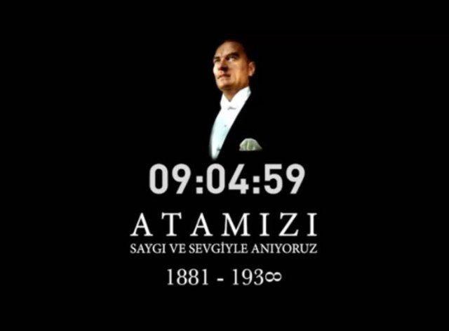 Ünlülerden 10 Kasım Atatürk'ü Anma Günü paylaşımları - Sayfa 2