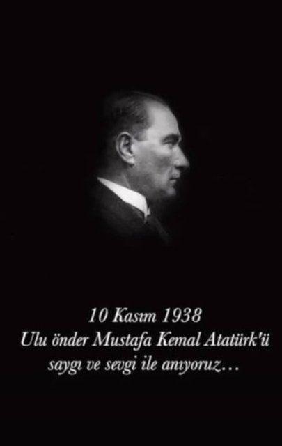 Ünlülerden 10 Kasım Atatürk'ü Anma Günü paylaşımları - Sayfa 4