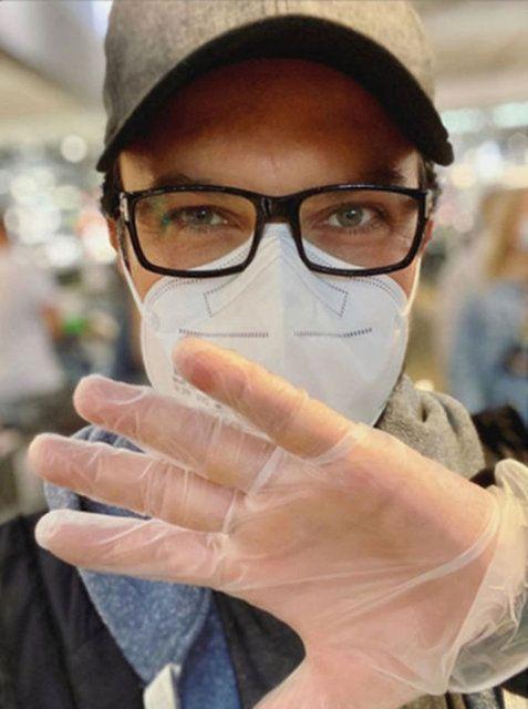 Tarkan'dan koronavirüs uyarısı: Buharlansak da maskelerimizi takmaya devam - Sayfa 1