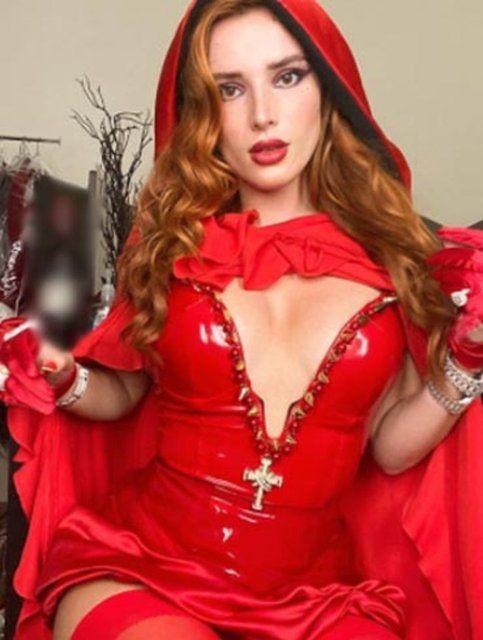 Bella Thorne: Büyükannem kıyafetimi onaylamadı - Sayfa 2
