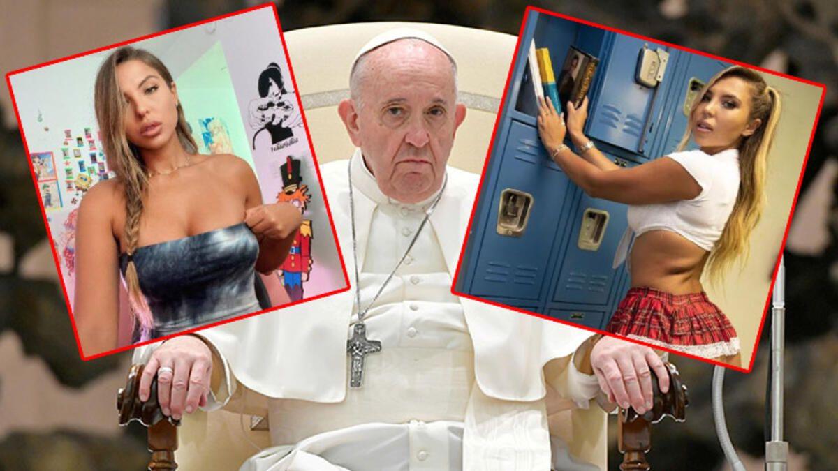 Papa'nın Instagram'da Brezilyalı model fotoğrafı beğenisine 'soruşturma' - Sayfa 3