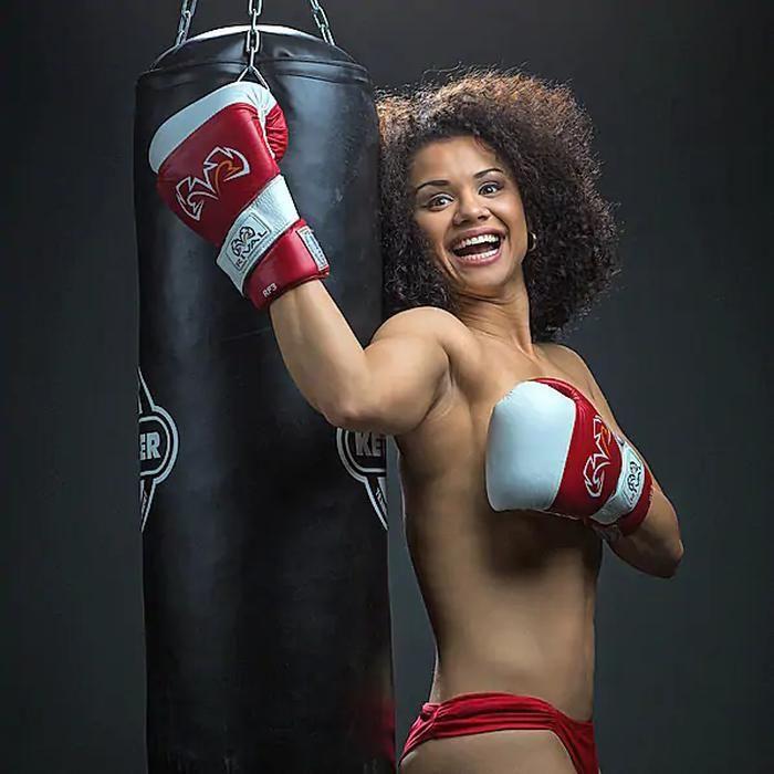 Şampiyon kadın boksör Viviane Obenauf kocasını döverek öldürdü! - Sayfa 4