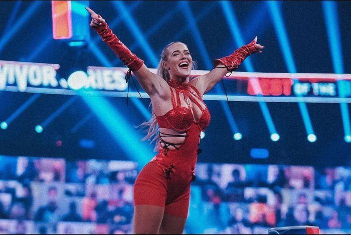 WWE yıldızı Lana ringlere dönüyor! - Sayfa 1