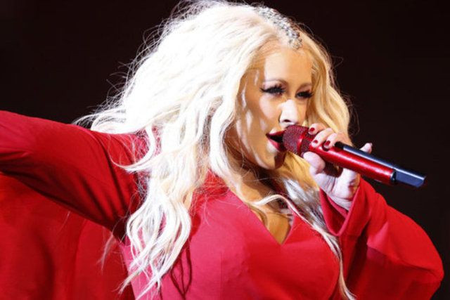 Christina Aguilera: Sana minnettarım - Sayfa 2