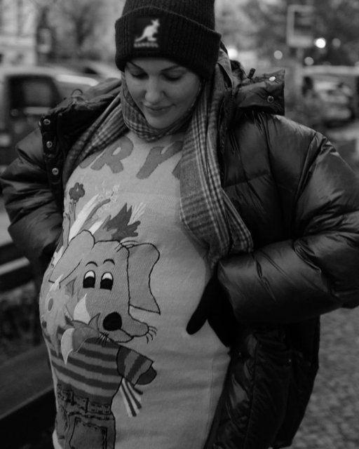 Meryem Uzerli'den bir hamile pozu daha! Heyecan artıyor - Sayfa 2