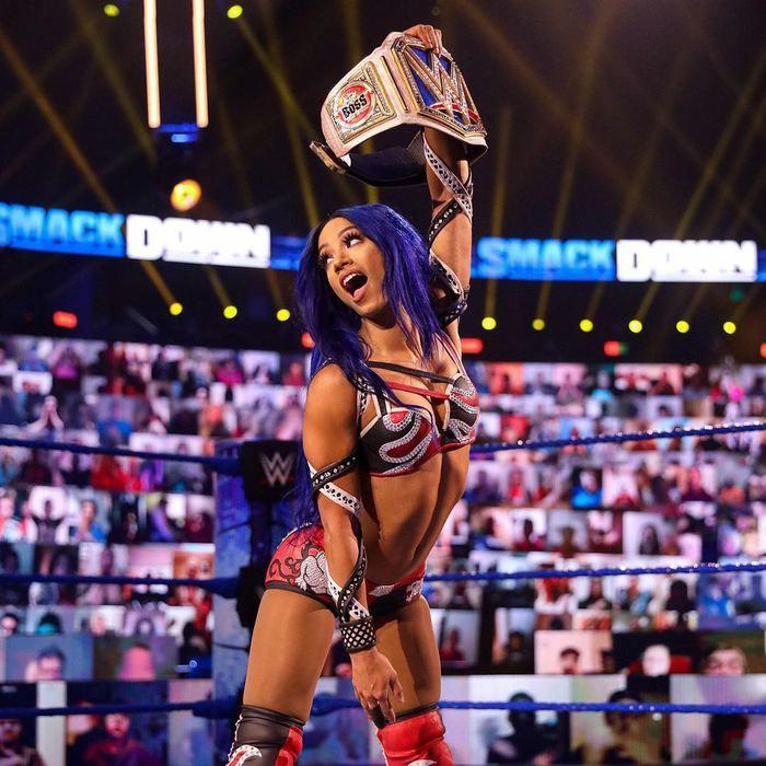 WWE fenomeni Sasha Banks dünyaca ünlü dizide! - Sayfa 1