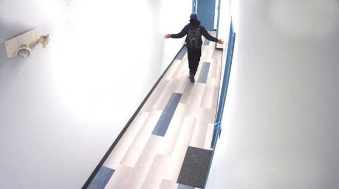 Cinsel organını gösterip koridorda tecavüz etmeye kalktı - Sayfa 1