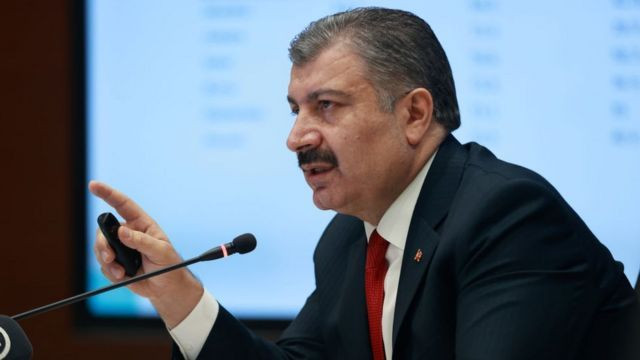 Bakanı Fahrettin Koca: İkinci doz aşılarına başlıyoruz - Sayfa 3